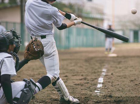 高校野球チームサポート 〜もしあなたが○○高校野球部をサポートしたら?〜